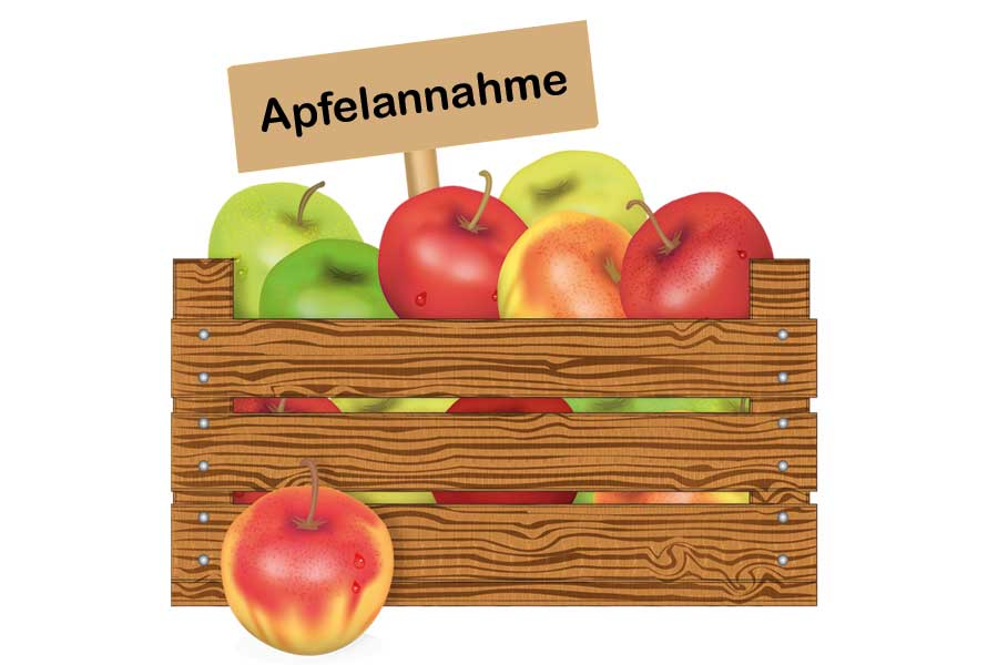 Apfelmost bei der Wissinger Mühle in Bissendorf